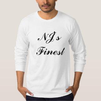 NJ's Finest Tshirt