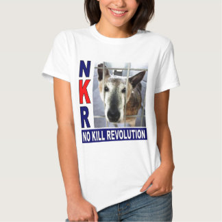 NKR Ladies Baby Doll Fitted Tee Shirt