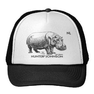 NL Hippo hat