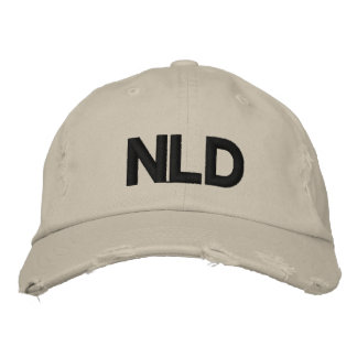 NLD cap Baseball Cap