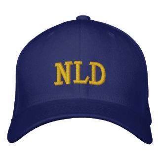 NLD Northern Lights Dancers Embroidered Baseball Cap