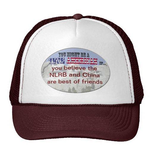 nlrb china trucker hat