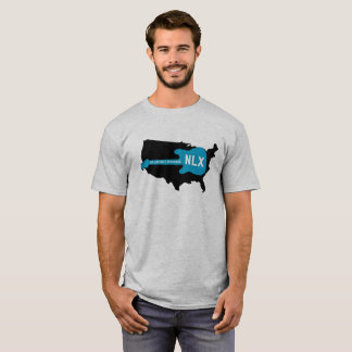 NLX Across America T-Shirt