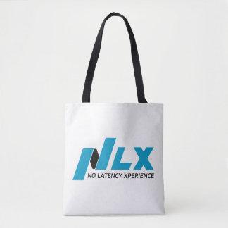 NLX White Tote
