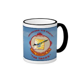 NM Air National Guard Ringer Mug