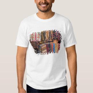 NM, New Mexico, Santa Fe, Navajo clothing, Shirts