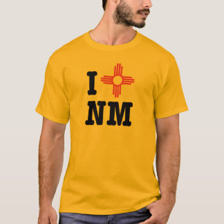 NM shirt flag flat
