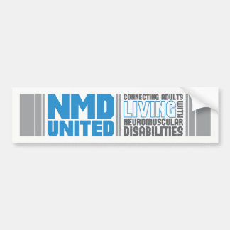 NMD United Bumper Sticker