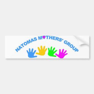 NMG Logo Bumper Sticker