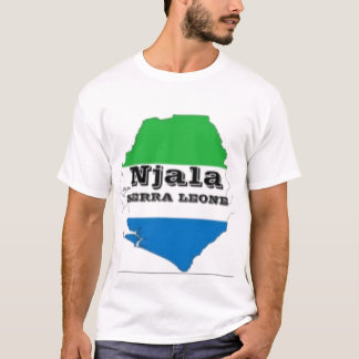 No1 SIERRA LEONE  T-SHIRT AND ETC