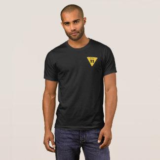 No. 11 badge shirt