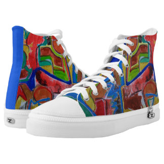 No. 15 Funky Kicks High Tops