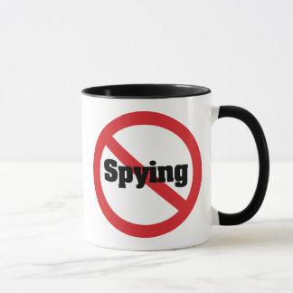 No 1984 NSA Office Big Brother Spying Mug
