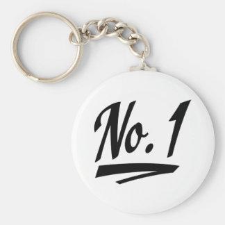 No. 1 key ring