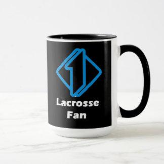 No.1 Lacrosse Fan Mug