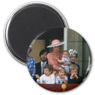 No.20 Prince William Buckingham Palace 1985 Magnet
