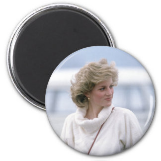 No.31 Princess Diana arrives at Zurich Airport in Magnet