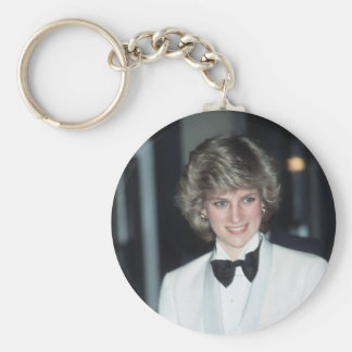 No.36 Princess Diana, Birmingham 1984 Key Ring