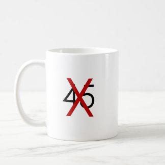 No 45 - RESIST Coffee Mug