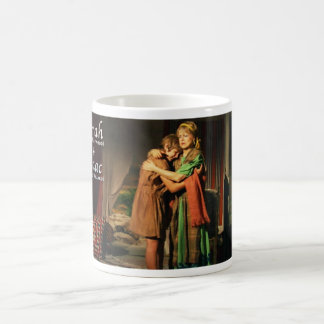 No 4-SARAH (Nancy Haywood) ISAAC (Braden Bullard) Coffee Mug