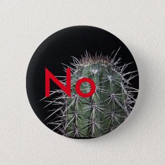 No 6 Cm Round Badge