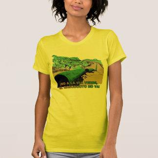¡No A LA VIA VERDE! T-Shirt