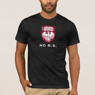 No B.S. Booth Truth T-shirt