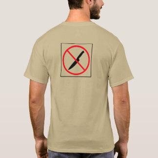 No Back Stabbing T-Shirt