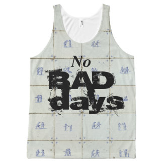 No Bad Days Kids Play All-Over Print Tank Top