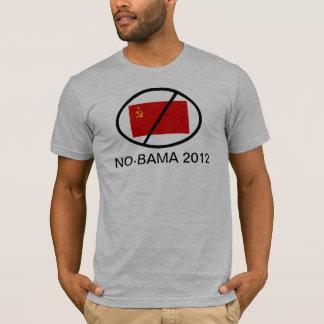 NO-BAMA 2012 T-shirt - m1