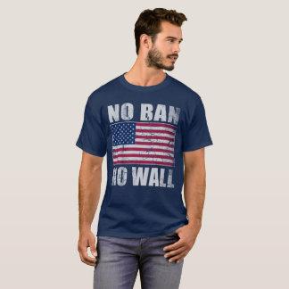 No Ban No Wall T-Shirt