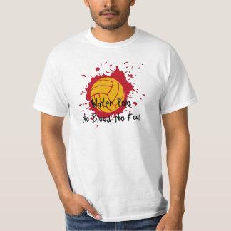 No Blood No Foul Value T-shirt