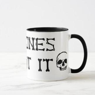 No Bones About It Mug