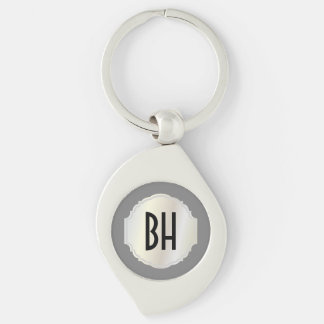 No Boundaries Personalized Keychains