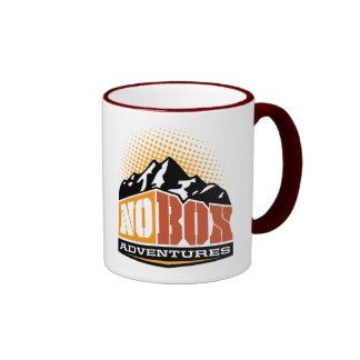 NO BOX ADVENTURES COFFEE MUG
