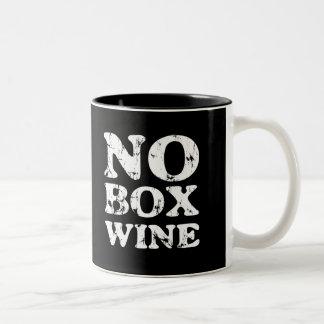 No Box Wine Mug