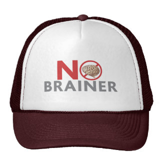 No Brainer Hats