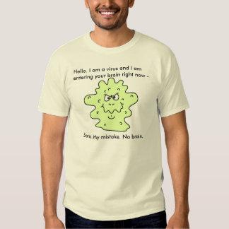 No brainer... tshirts