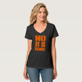 No BS Zone womens v-neck shirt