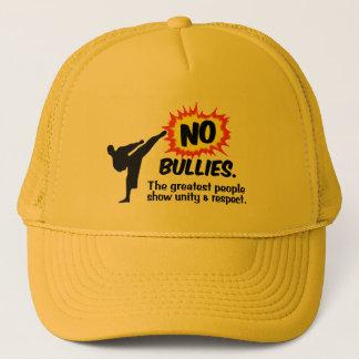 No Bullies hat