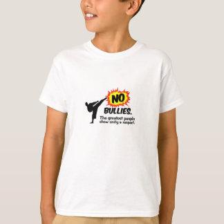 No Bullies shirt