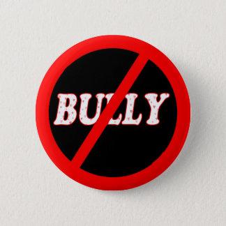 No Bully Zone 6 Cm Round Badge