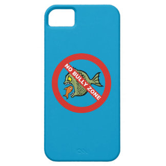 No Bully Zone Barely There iPhone 5 Case