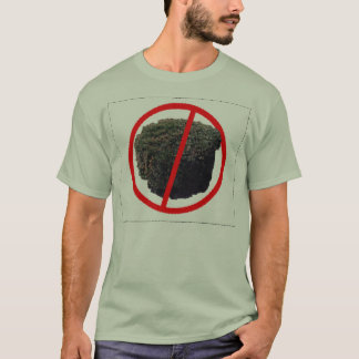 No Bush T-Shirt