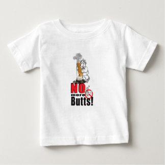 NO BUTTS - Stop Smoking Baby T-Shirt