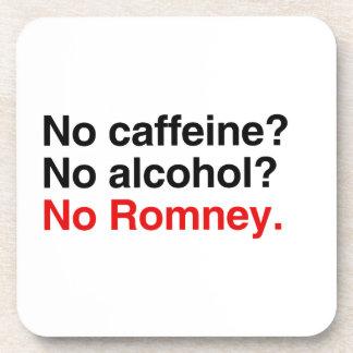 No caffeine No alcohol No Romney.png Coaster