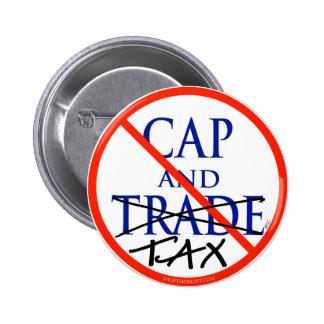 No Cap and Trade (Tax) button
