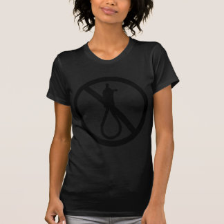 No Capital Punishment Sign T-Shirt