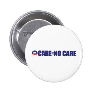 No Care Long Buttons