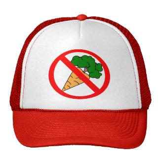 No Carrots! Mesh Hat